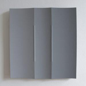 Arnulf Letto Relief Nr. 10 2005 Acryl Nessel Gips Spanplatte