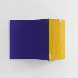 Sigurd Rompza farb-licht-modulierung 2014-15 Acryl Lack MDF